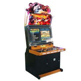 275W Street Fighter Arcade Cabinet 32 Inches Classical Street Fighting