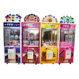 Doll Claw Machine Amusement Park Prize To Attract Peoples 88*80*230cm