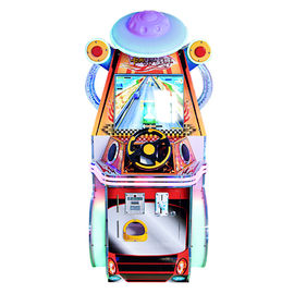 Children Car Racing Game Machine Arcade Coin Operated One Players Each