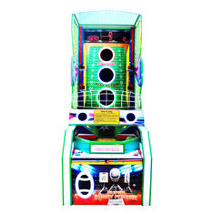 Rugby Pitcher Sports Game Machine Double Player Score Coin Accept Ready