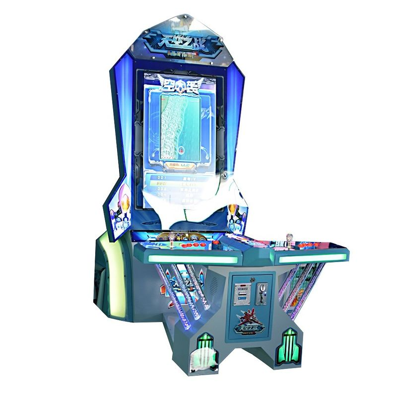 Galaxy Attack Shooting Arcade Machine Thunder Storm Space Simulator Space Shooter